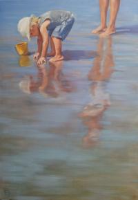 Emmertje water en zand - Ans Smits