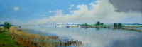 Op het water - Cees Vegh