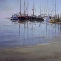 Stille haven - Cees Vegh