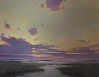 Gekleurde avond - Cees Vegh