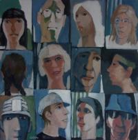 Portrettenprikbord - Edzard Krol