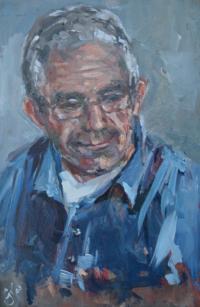 Portret Dimitri - Gijs Kos