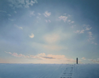Dijk In De Sneeuw - Janhendrik Dolsma