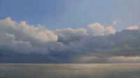 Wad met Buienwolken - Janhendrik Dolsma