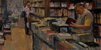 De tweedehands boekwinkel - Piet van de Hoef