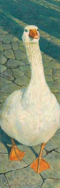 Gertie de gans - Robin d'Arcy Shillcock