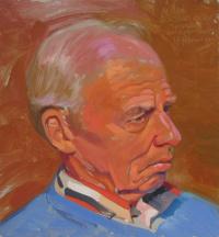 Portret Willem Schillhorn van Veen - Rutger Hiemstra