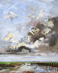 Waddensky (1) - Sonja Brussen