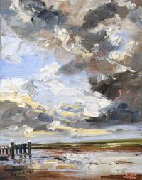 Waddensky (2) - Sonja Brussen