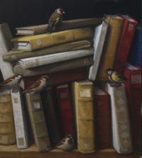 Boeken en vogels - Ton van Steenbergen
