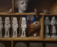 Kuifje en kunst - Ton van Steenbergen